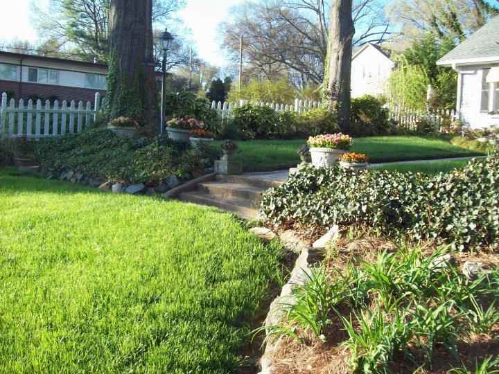 Landscape Design Gastonia - Galleries STEWART'S LAWN AND LANDSCAPING INC.