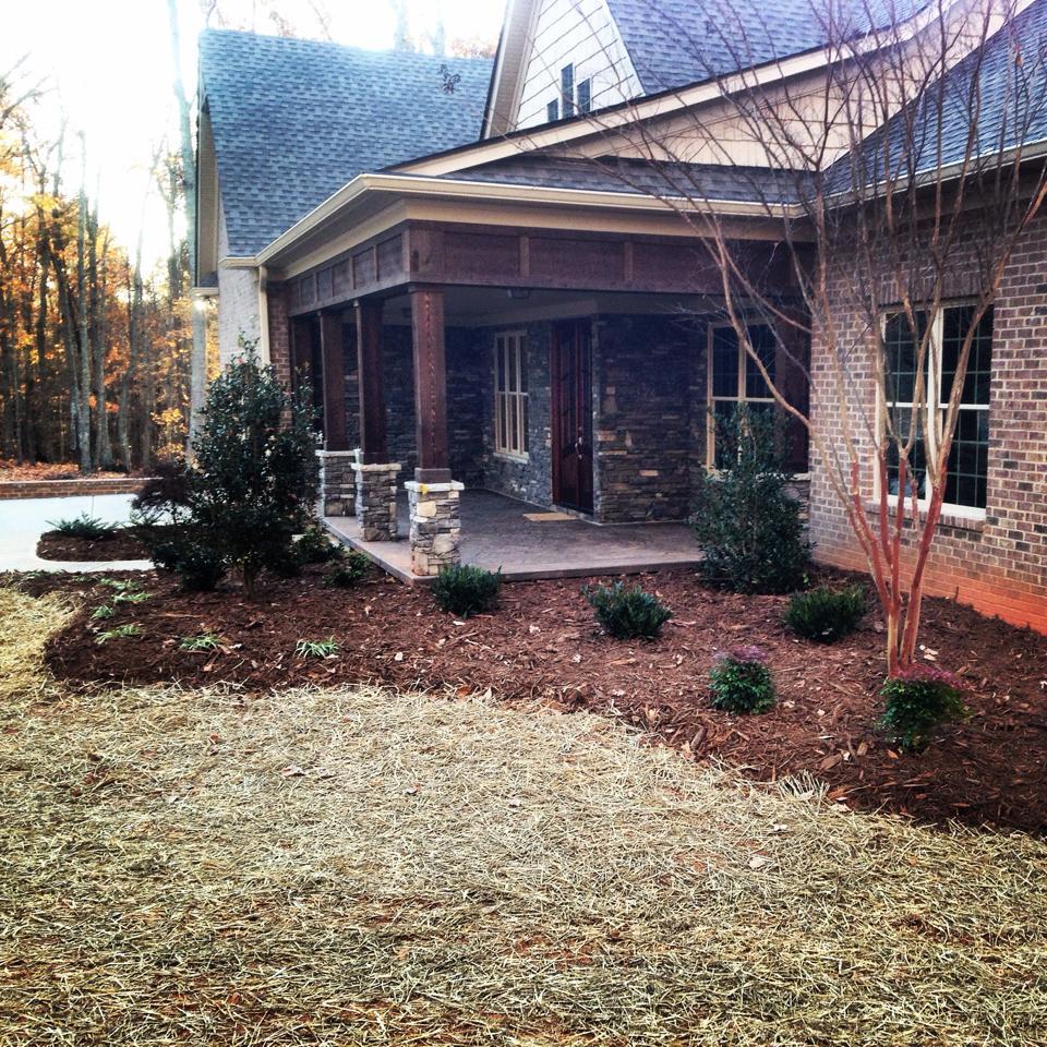 charlotte premier landscaping stewart s lawn and landscaping inc landscape design installation